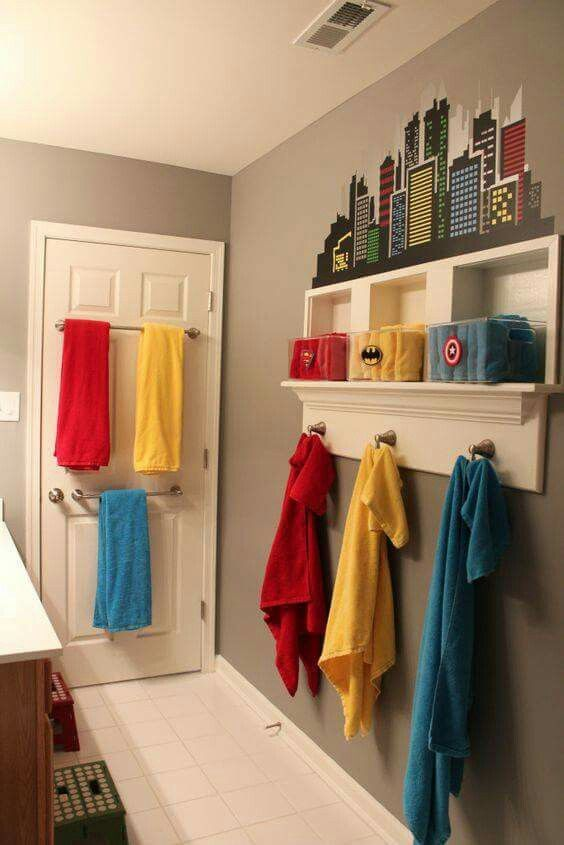 big kids bathroom ideas photo - 10