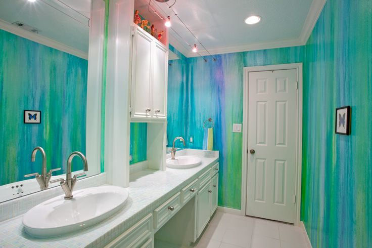 big kids bathroom ideas photo - 2