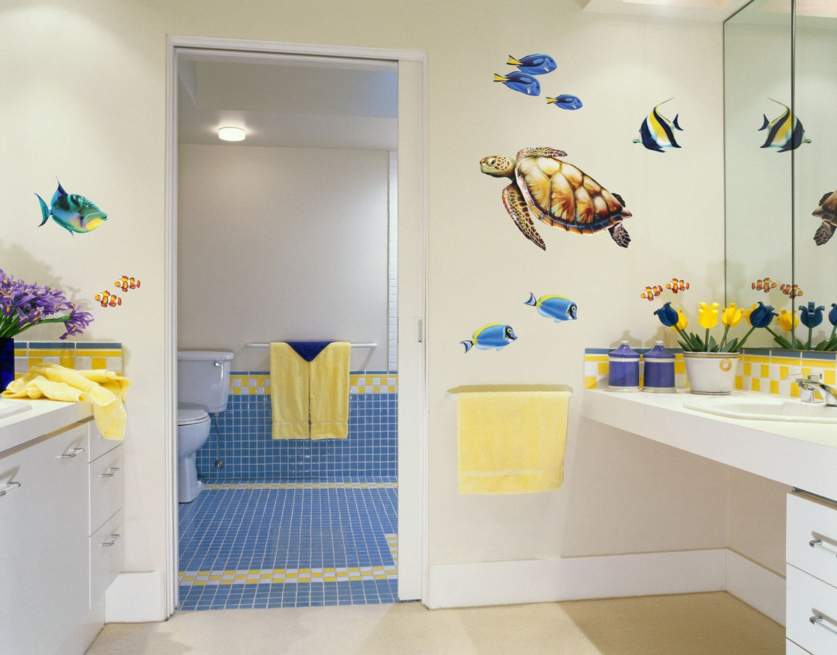 big kids bathroom ideas photo - 4