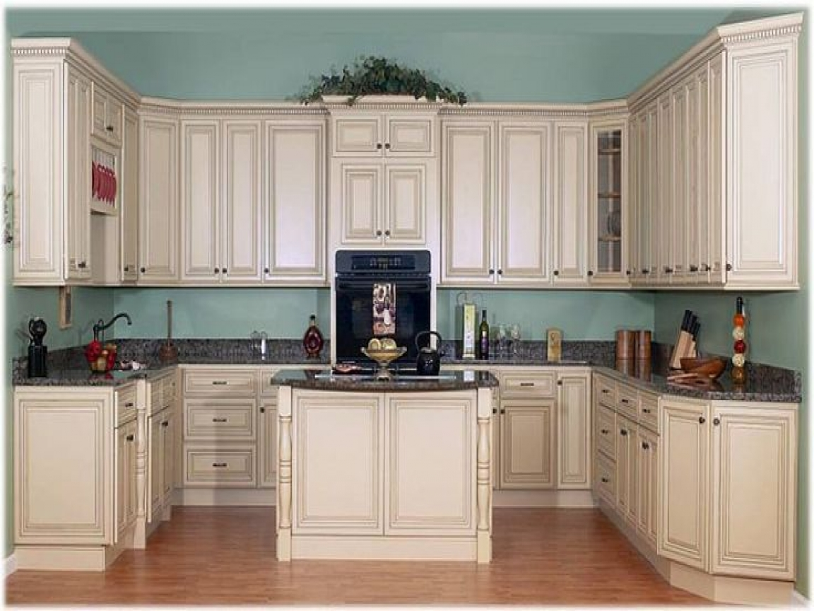 black and white country kitchen designs photo - 4