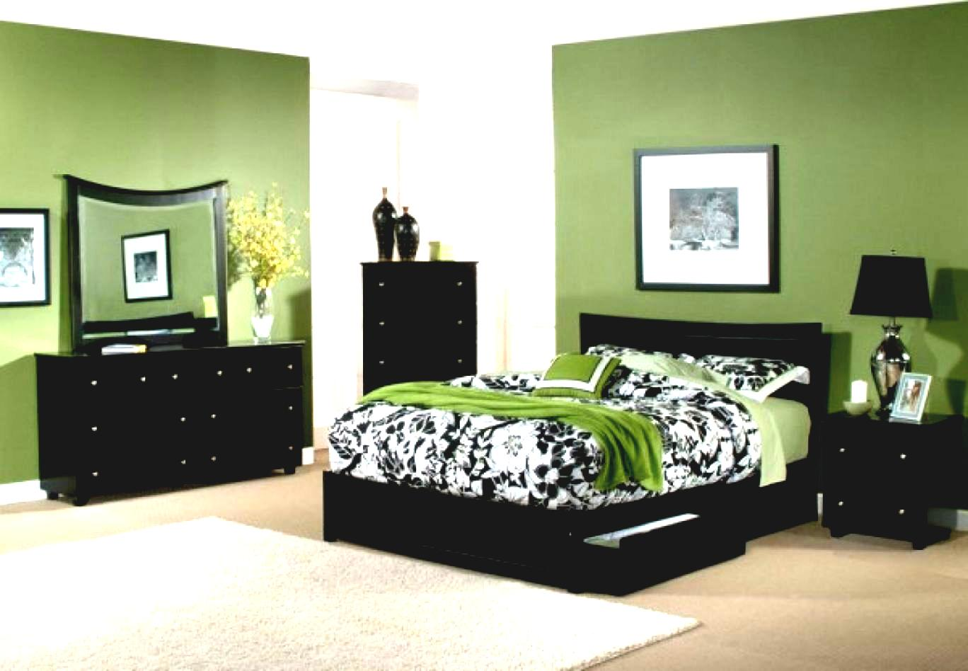 black bedroom furniture what color walls photo - 4