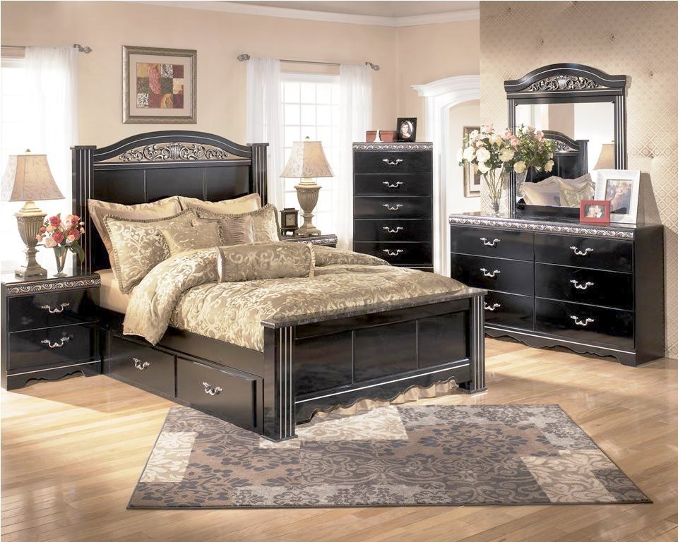 black toddler bedroom furniture photo - 3