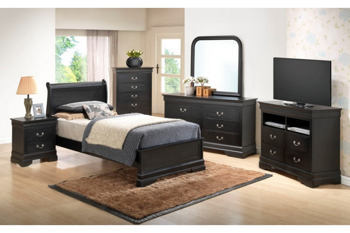 black toddler bedroom furniture photo - 7