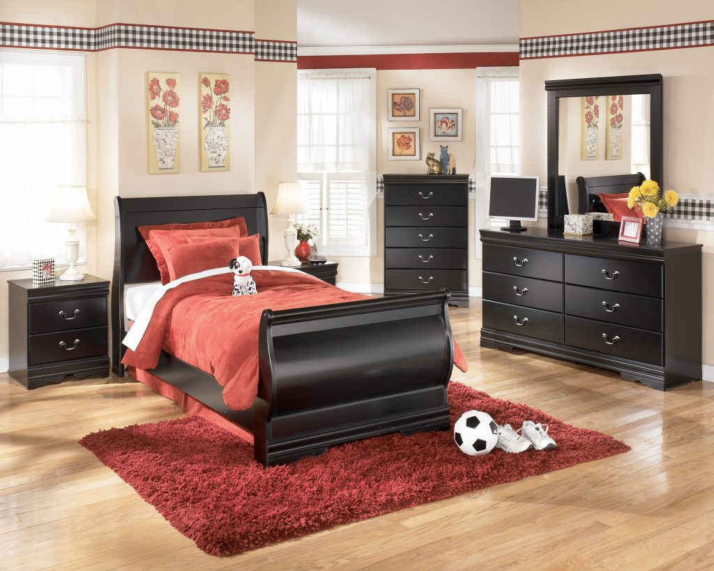 black toddler bedroom furniture photo - 8