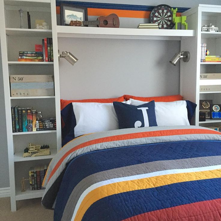 boys room with white furniture photo - 5