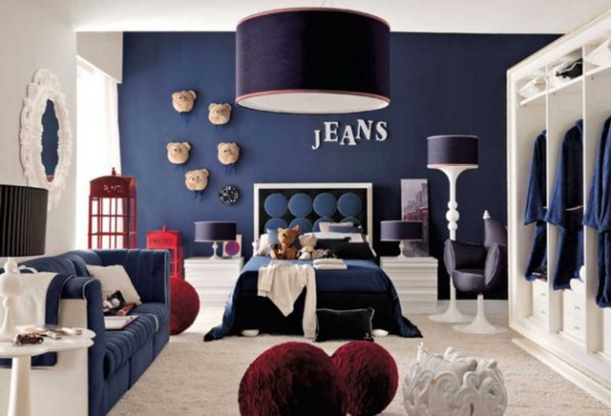 boys room with white furniture photo - 6