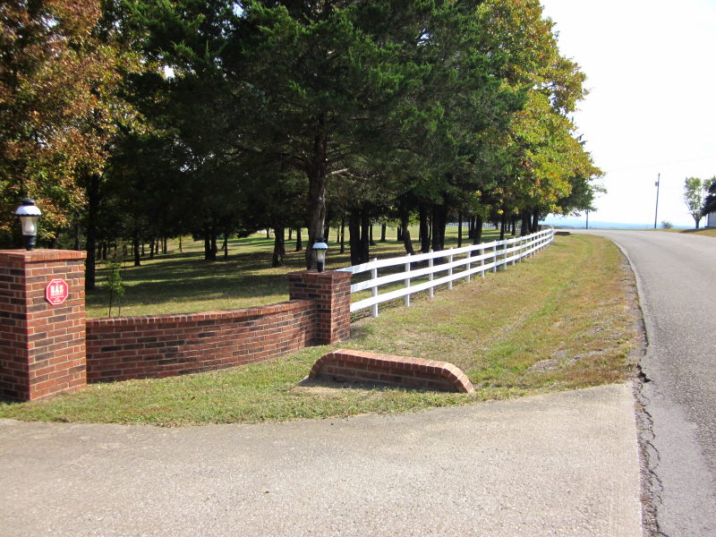 brick entrance designs driveway photo - 3