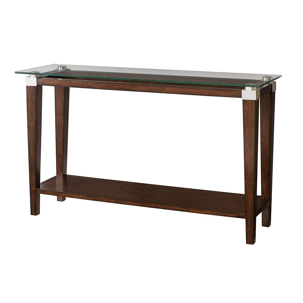 brown black sofa table photo - 8
