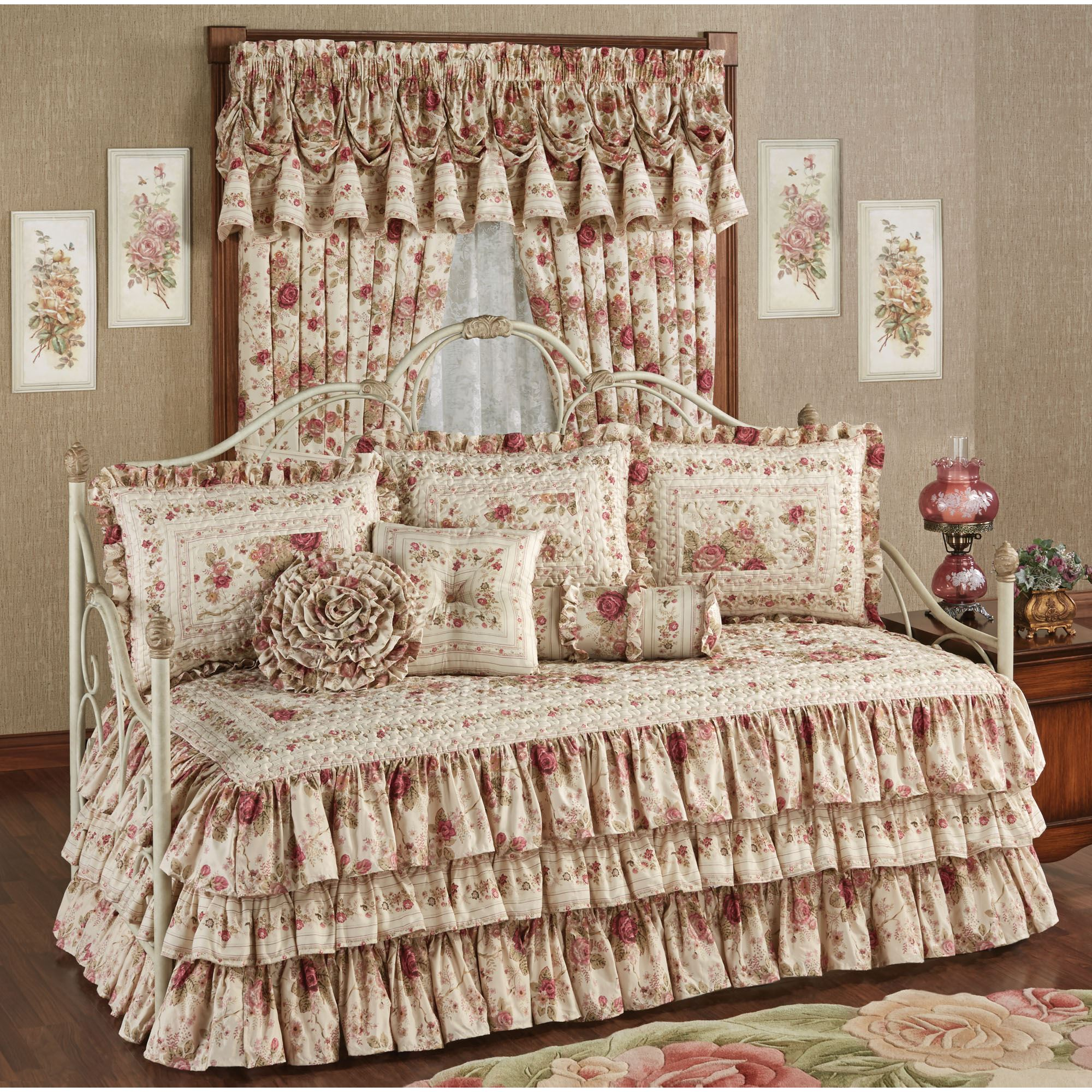 brown daybed bedding sets photo - 10