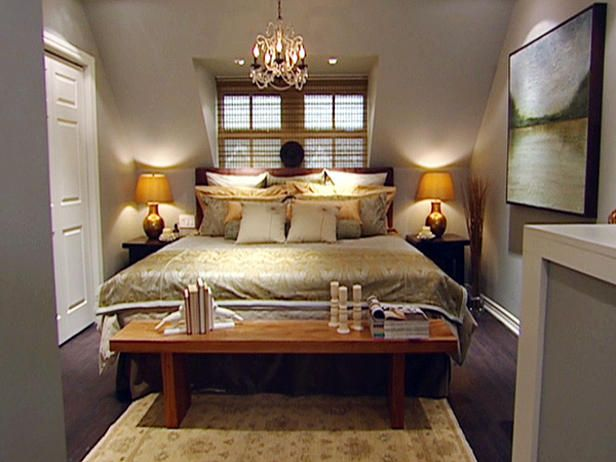 candice olson bedroom fireplace photo - 8