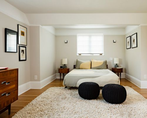 candice olson contemporary bedroom photo - 3