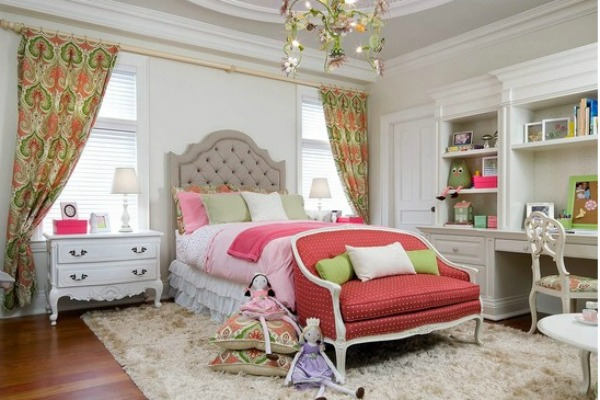 candice olson contemporary bedroom photo - 8