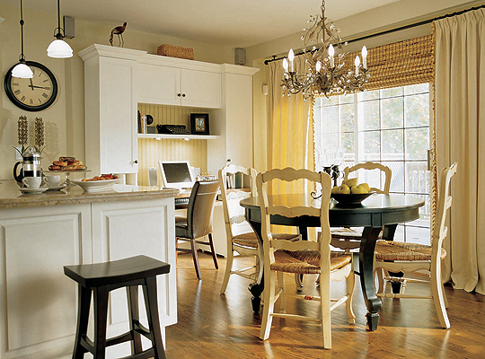 candice olson french country kitchen photo - 1