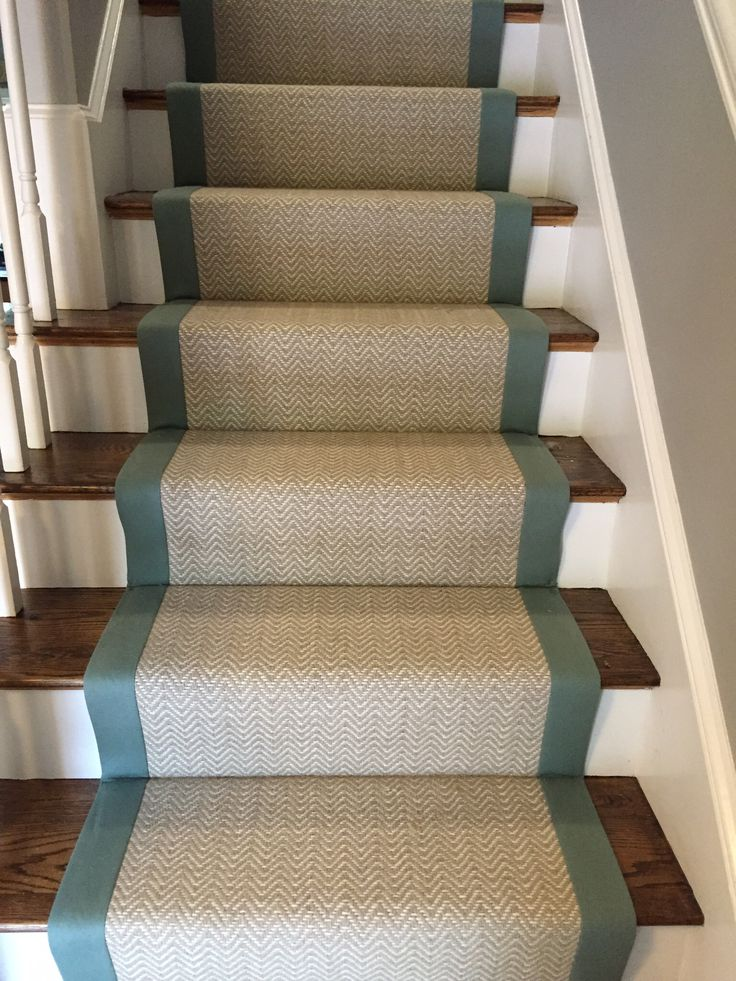 carpet runner for stairs photo - 7