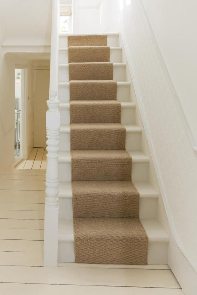 carpet runner for stairs photo - 8