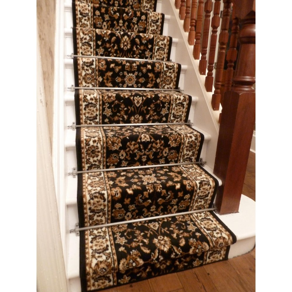 carpet runner for stairs photo - 9