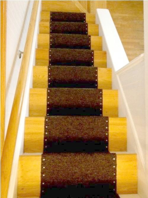 carpet runner for stairs home depot photo - 10