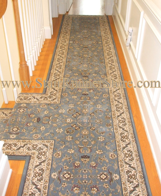 carpet runners for hall and stairs photo - 4