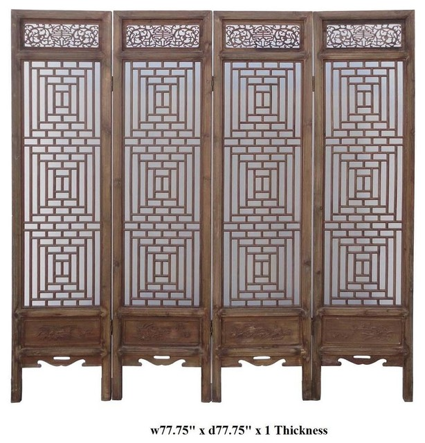 chinese wall room dividers photo - 6