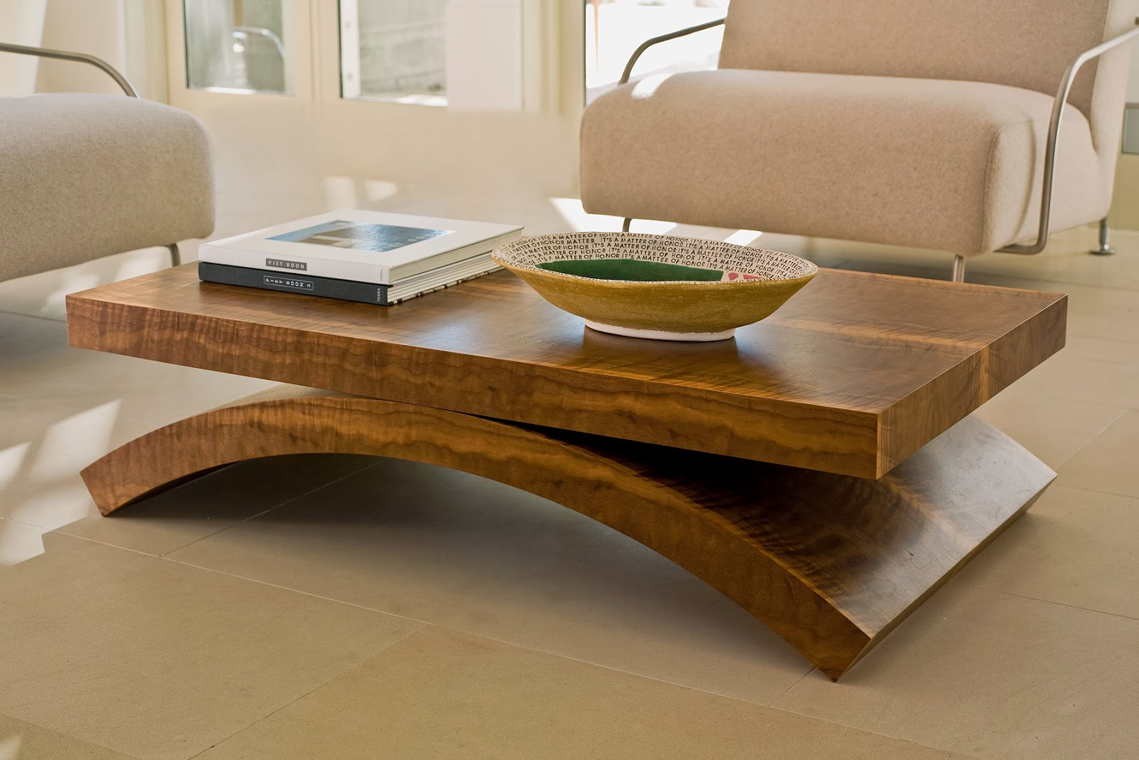 coffee table design modern photo - 3