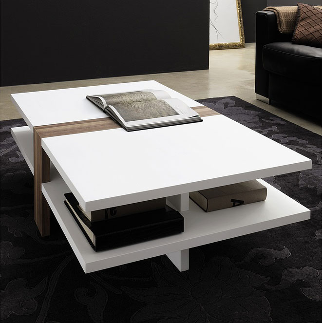 coffee table design modern photo - 5