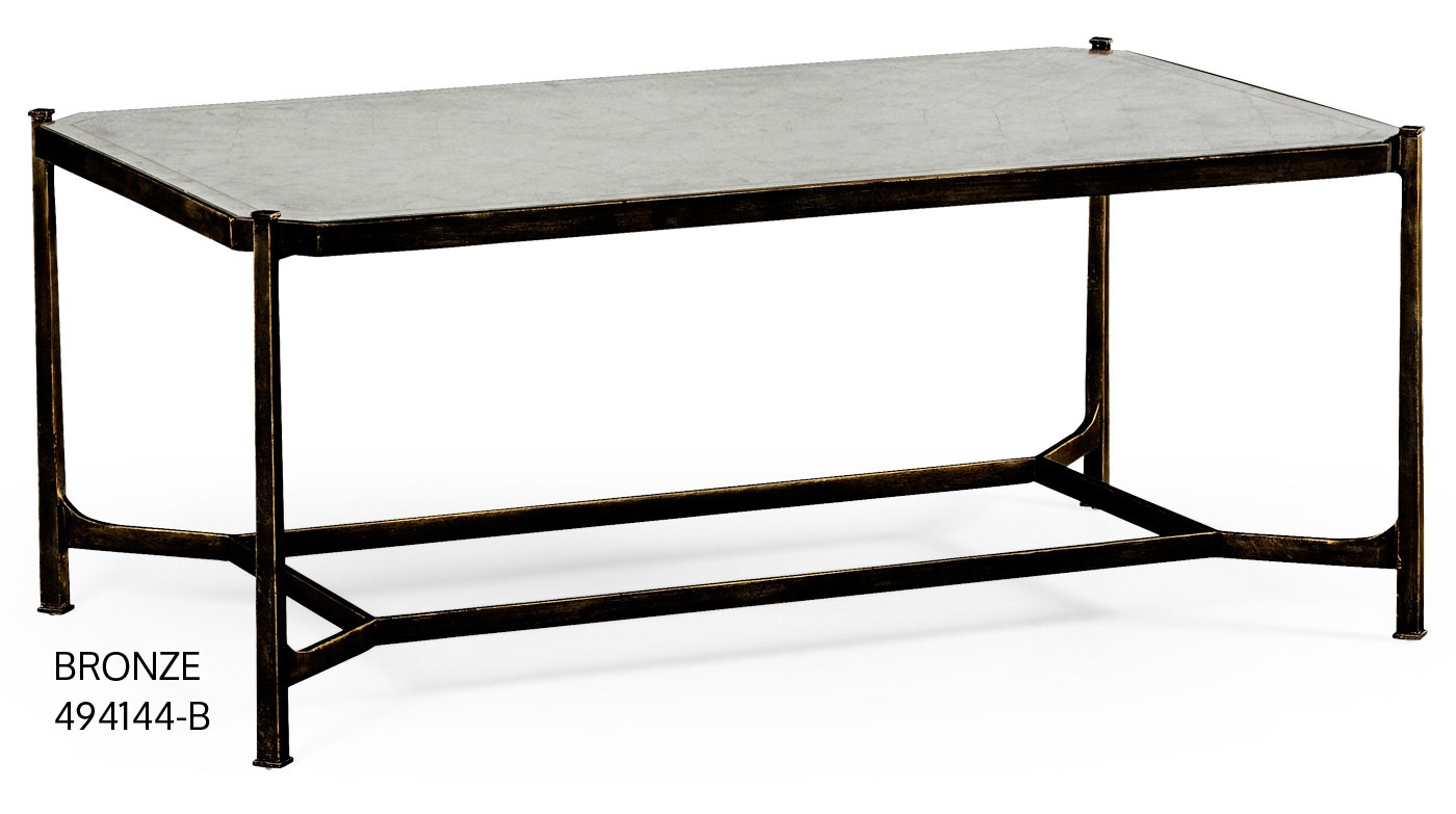 contemporary coffee tables glass top photo - 7