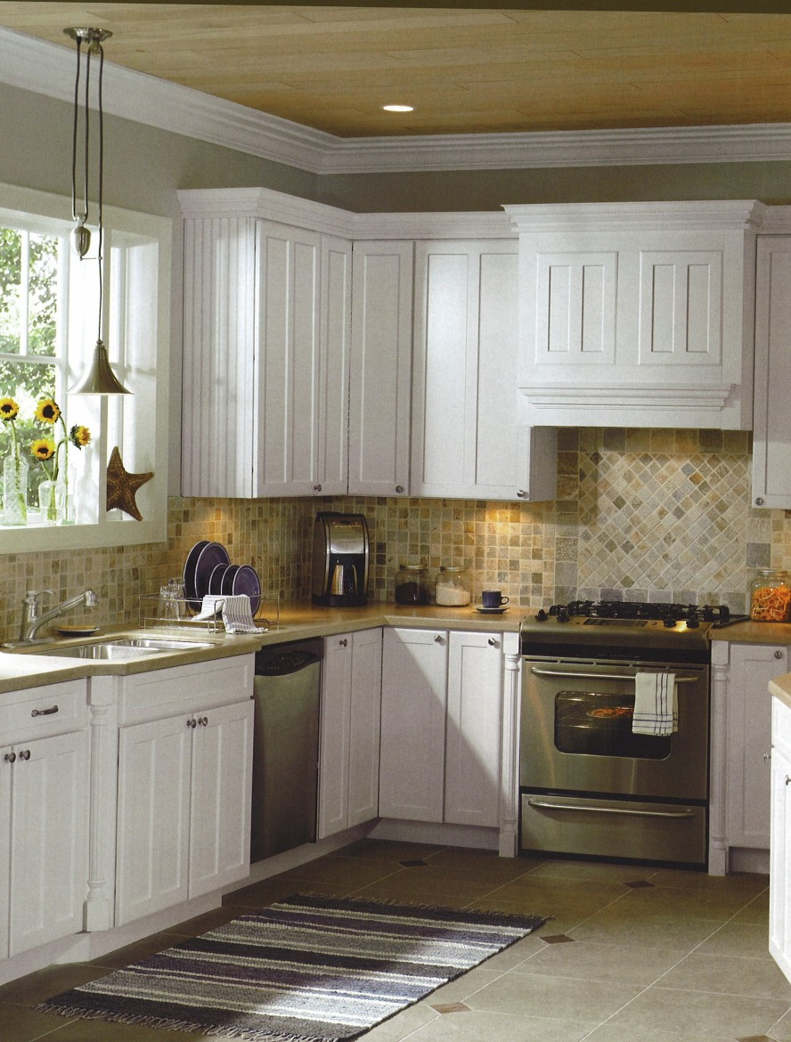 country kitchen backsplash designs photo - 10