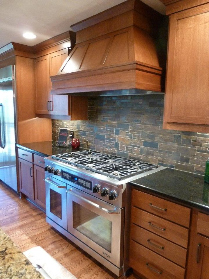 country kitchen backsplash designs photo - 3