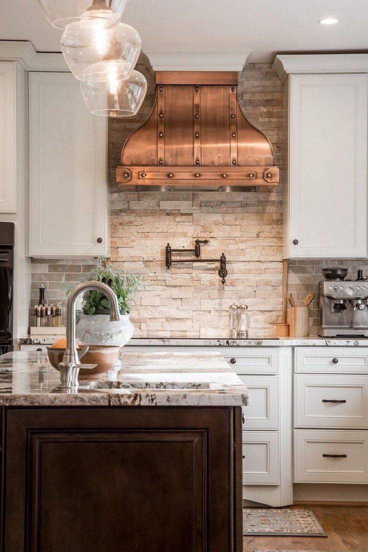 country kitchen backsplash designs photo - 6
