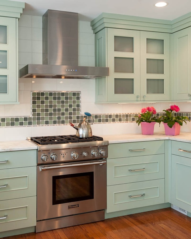 country kitchen backsplash designs photo - 7