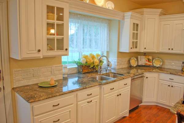 country kitchen backsplash designs photo - 8