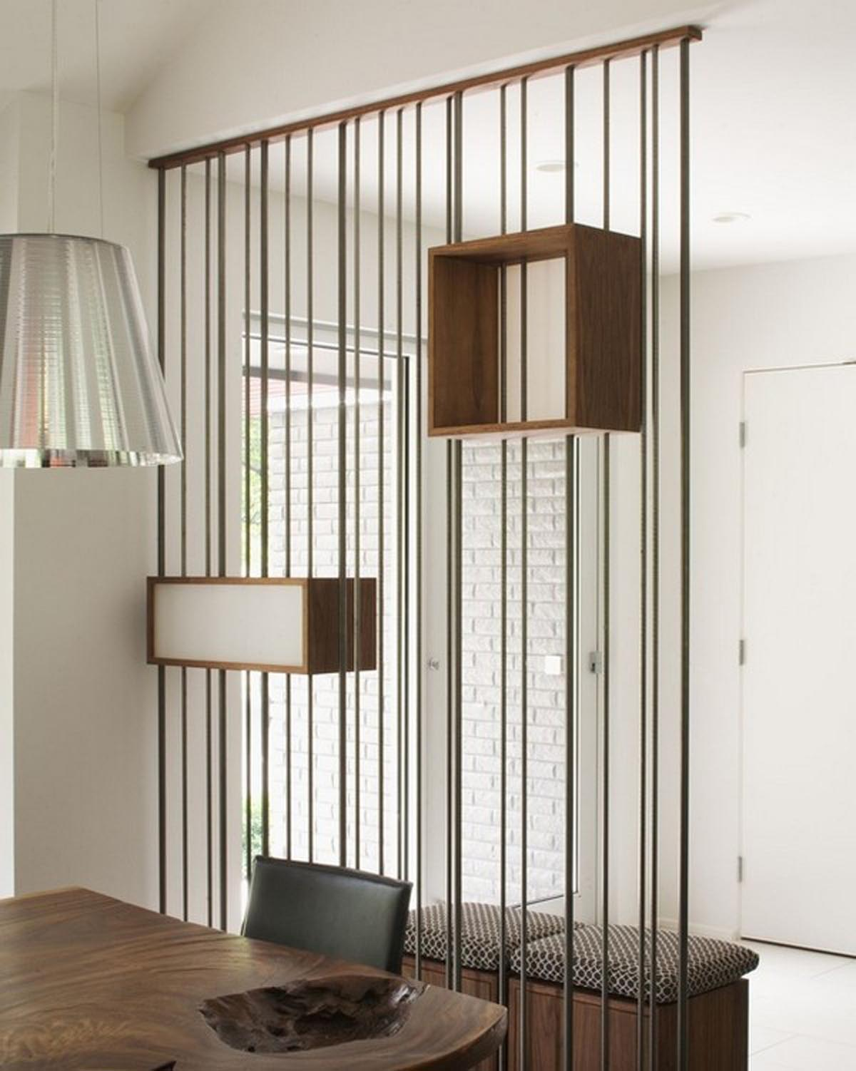 creative room dividers photo - 9