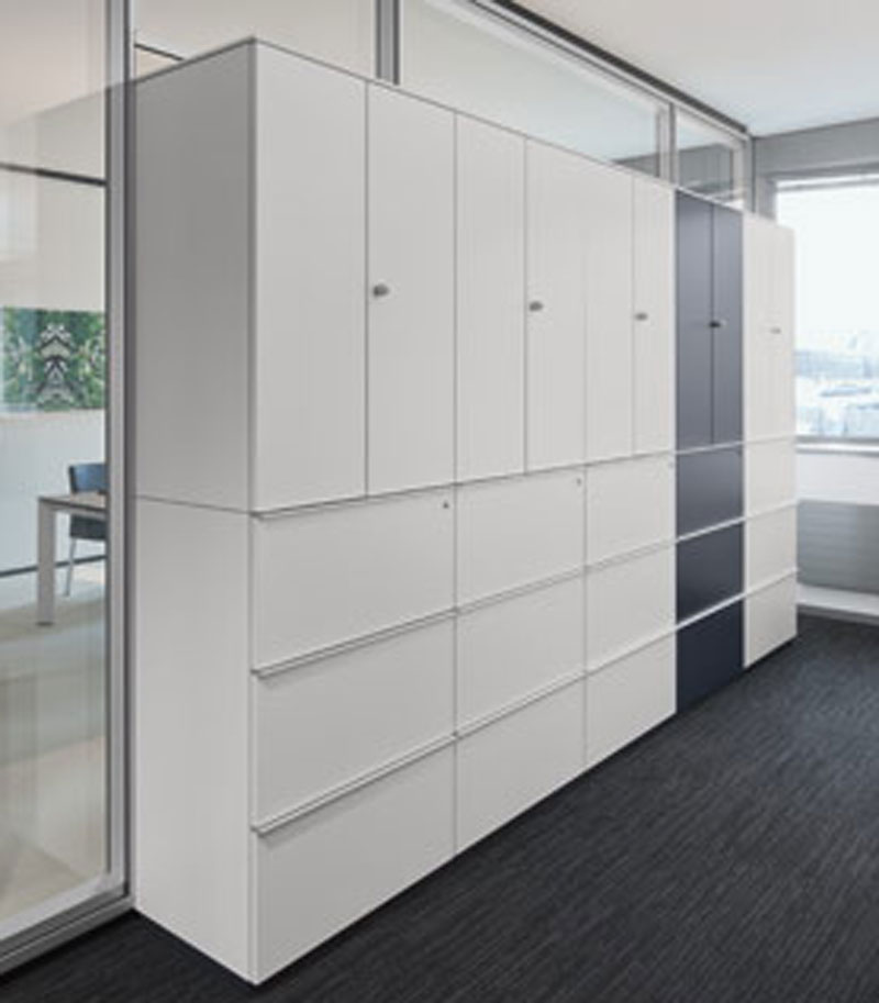 cupboard designs for office photo - 9