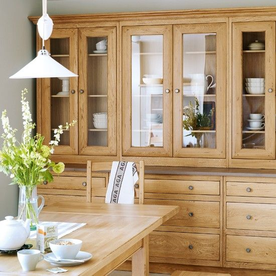 cupboard designs with glass photo - 10