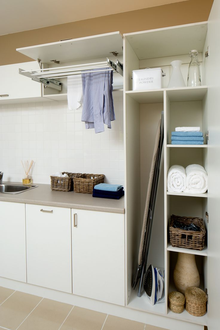 cupboard laundry designs photo - 4