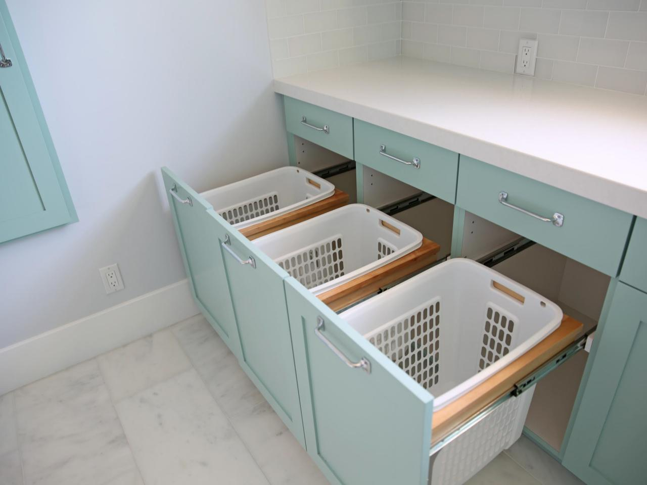 cupboard laundry designs photo - 7