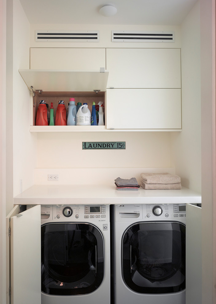 cupboard laundry designs photo - 8