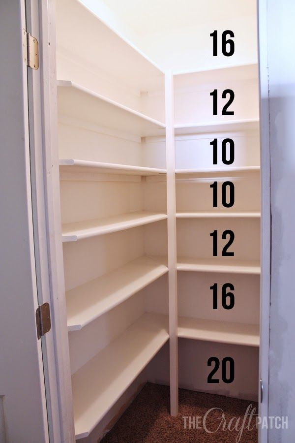 cupboard shelves designs photo - 2