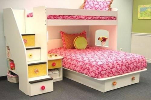 cute bunk bed rooms photo - 10