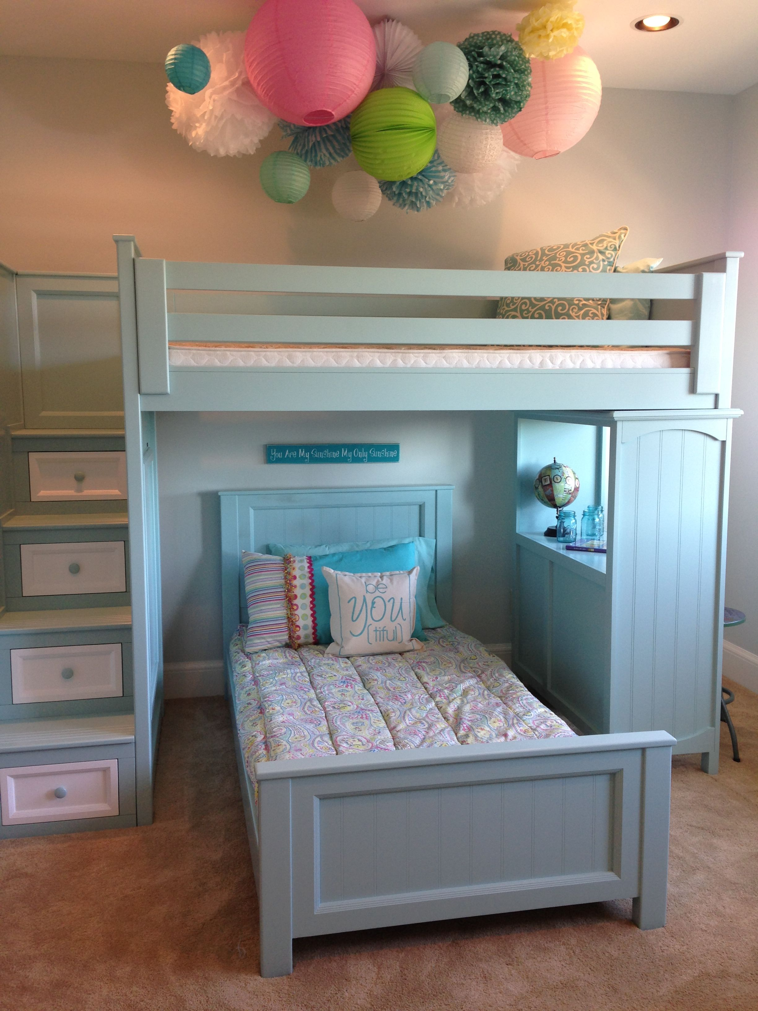 cute bunk bed rooms photo - 3