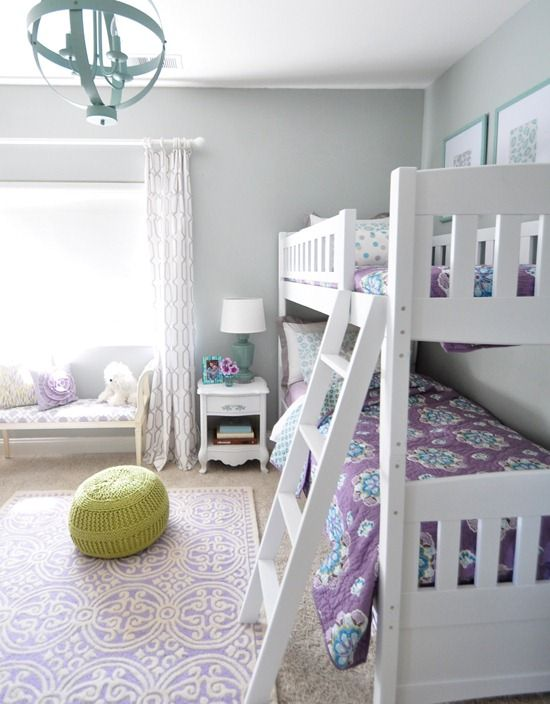 cute bunk bed rooms photo - 4