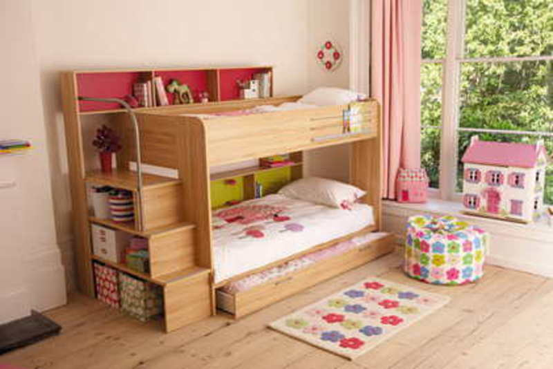cute bunk bed rooms photo - 8