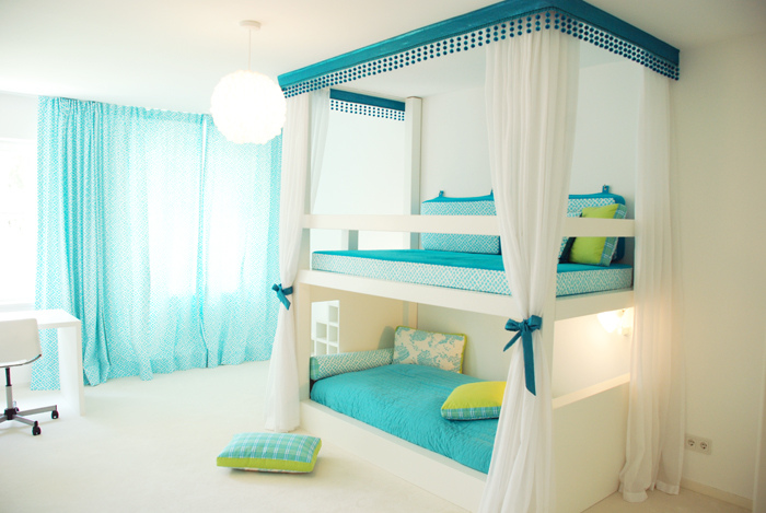 cute bunk bed rooms photo - 9
