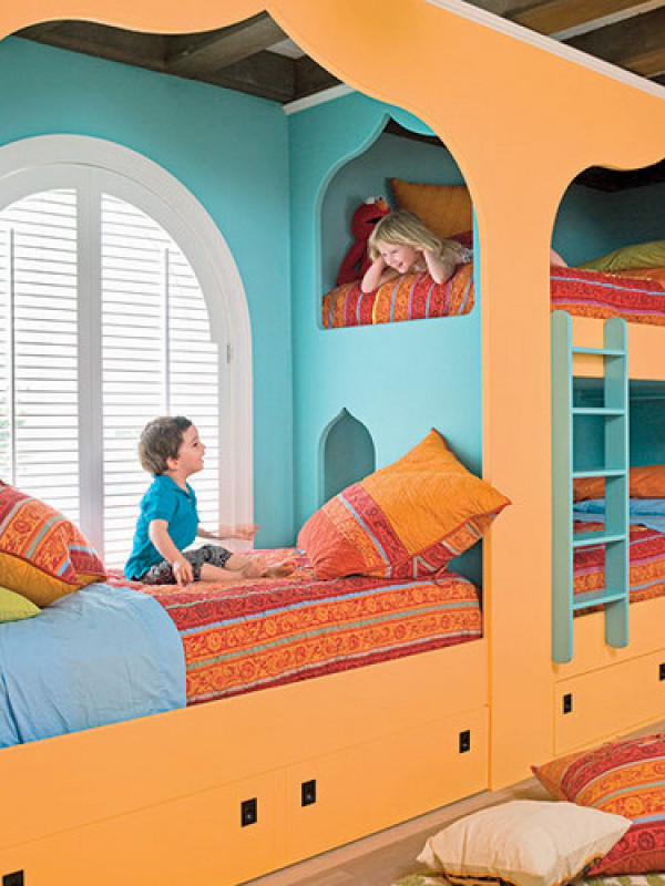 cute bunk beds for boys photo - 8