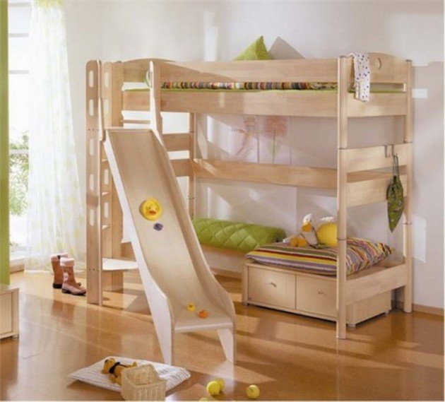 cute bunk beds for boys photo - 9