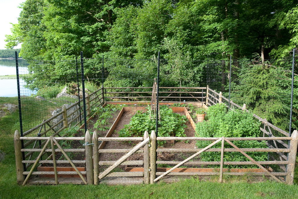deer fencing ideas photo - 3