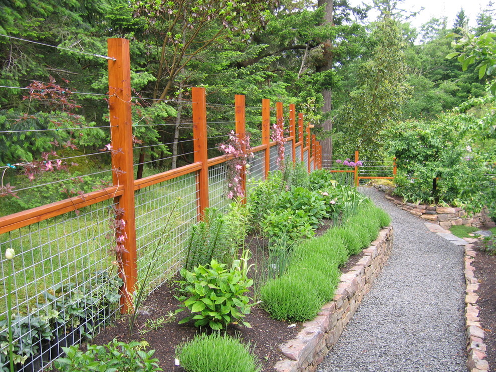 deer fencing ideas photo - 6