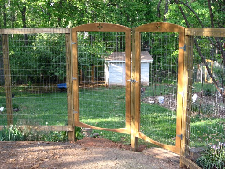 deer fencing ideas photo - 7