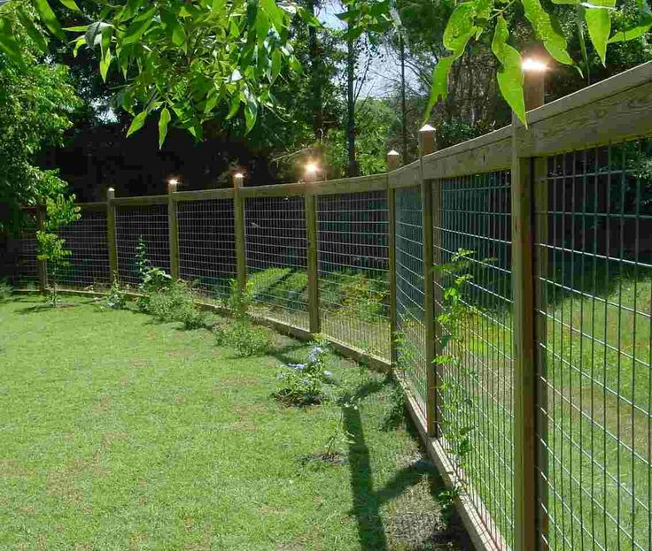 deer fencing ideas photo - 8