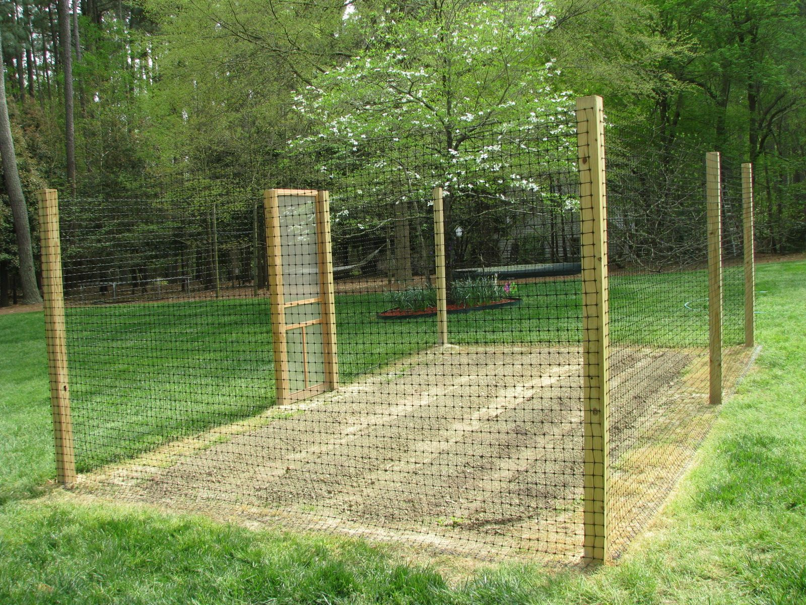 deer fencing ideas photo - 9